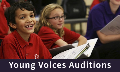 Auditions @ Young Voices of Colorado Studio | Englewood | Colorado | United States