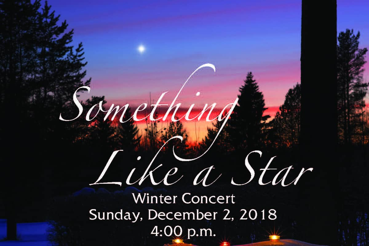 Winter Concert - Something Like a Star - Young Voices of Colorado