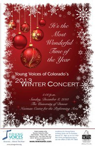 Wonderful Time of the Year Poster small