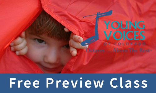 Free Preview Class @ Young Voices of Colorado Studio | Englewood | Colorado | United States