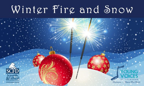 Winter, Fire and Snow @ Newman Center for the Performing Arts | Denver | Colorado | United States
