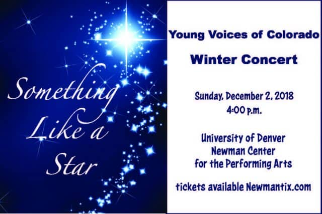 Winter Concert - Something Like a Star @ Newman Center for the Performing Arts | Denver | Colorado | United States
